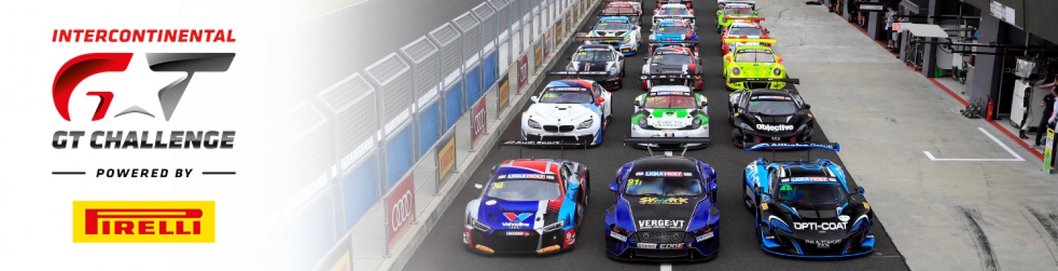 Intercontinental GT Challenge by Pirelli Image