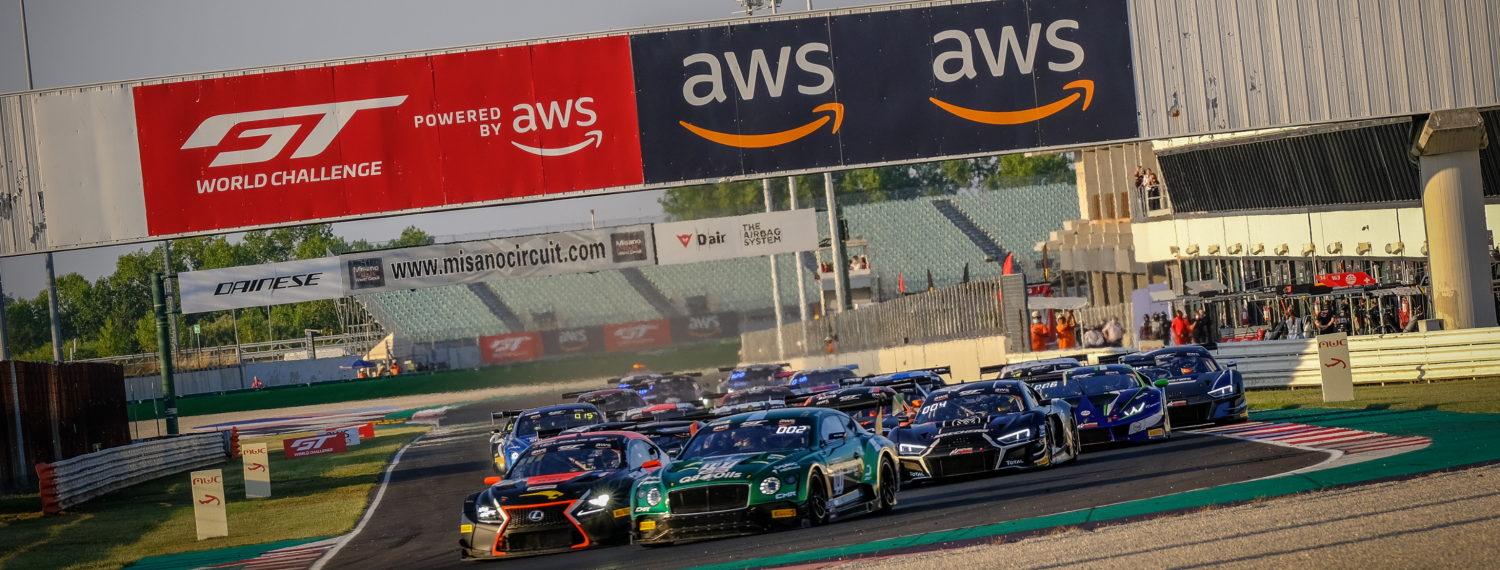 Fanatec GT World Challenge Europe Powered by AWS Image